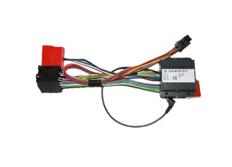 PIONEER INTERFACE CA-R-PI.962AE COMMANDE AU VOLANT FORD Focus II 38239 > Conn.Fakra. - incl. speedpulse. illu