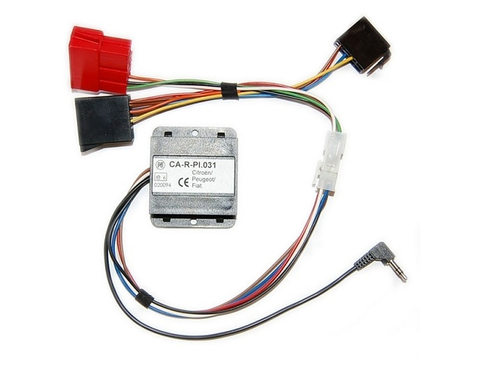 PIONEER INTERFACE CA-R-PI.031 COMMANDE AU VOLANT PEUGEOT 806 03/1994->09/2002