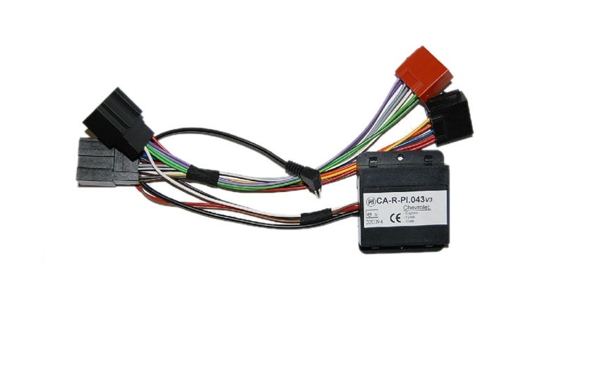 PIONEER INTERFACE CA-R-CHC.001AE COMMANDE AU VOLANT CHEVROLET CAPTIVA ->01/2012 Broches Rondes
