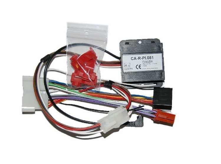 PIONEER INTERFACE CA-R-PI.081 COMMANDE AU VOLANT HYUNDAY Getz 10/2002->2006