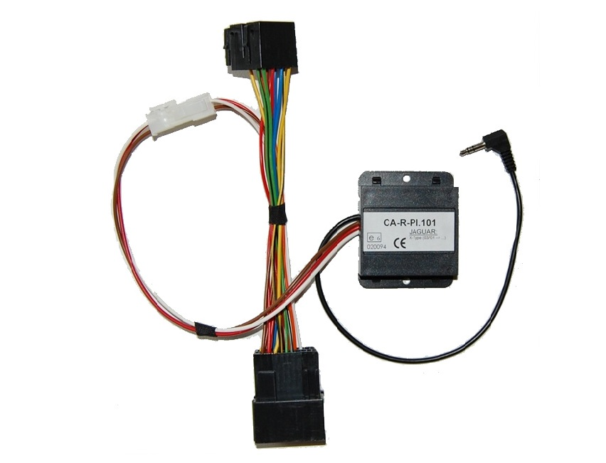 PIONEER INTERFACE CA-R-PI.101 COMMANDE AU VOLANT JAGUAR X-type 03/2001->2007