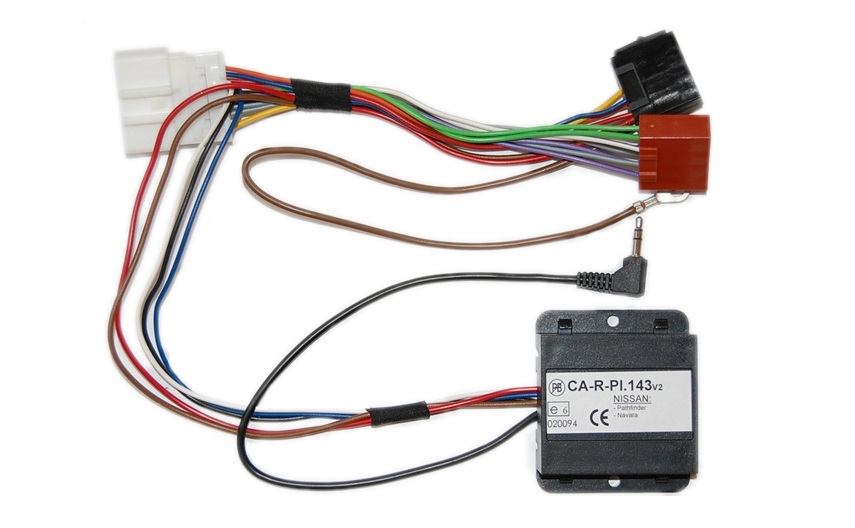 PIONEER INTERFACE CA-R-PI.143 COMMANDE AU VOLANT NISSAN Pathfinder ->2006