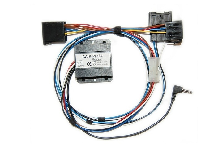 PIONEER INTERFACE CA-R-PI.164 COMMANDE AU VOLANT PEUGEOT 206 08/1998->02/2006