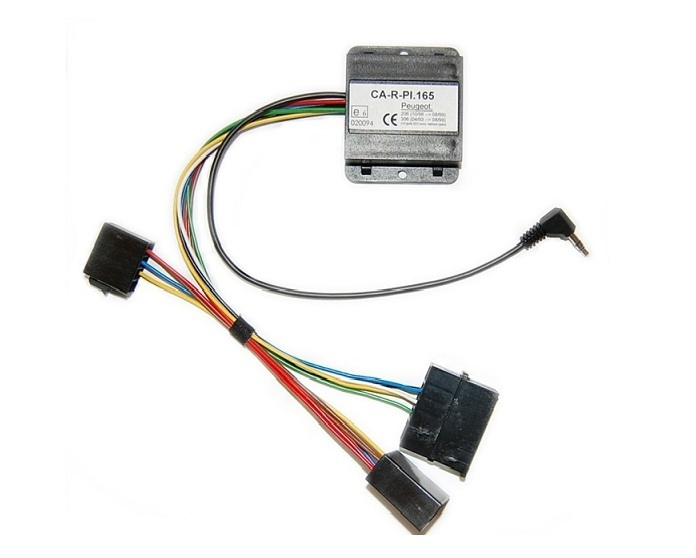 PIONEER INTERFACE CA-R-PI.165 COMMANDE AU VOLANT PEUGEOT 206 08/1998->02/2006