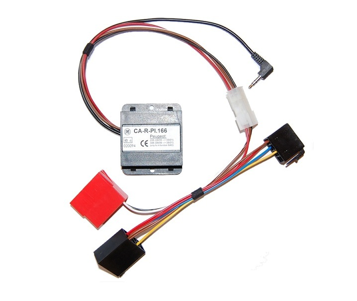 PIONEER INTERFACE CA-R-PI.166 COMMANDE AU VOLANT PEUGEOT 206 08/1998->02/2006