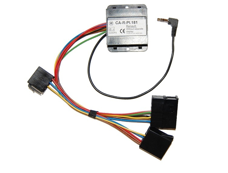 PIONEER INTERFACE CA-R-PI.181 COMMANDE AU VOLANT DACIA DUSTER 09/2010 ->