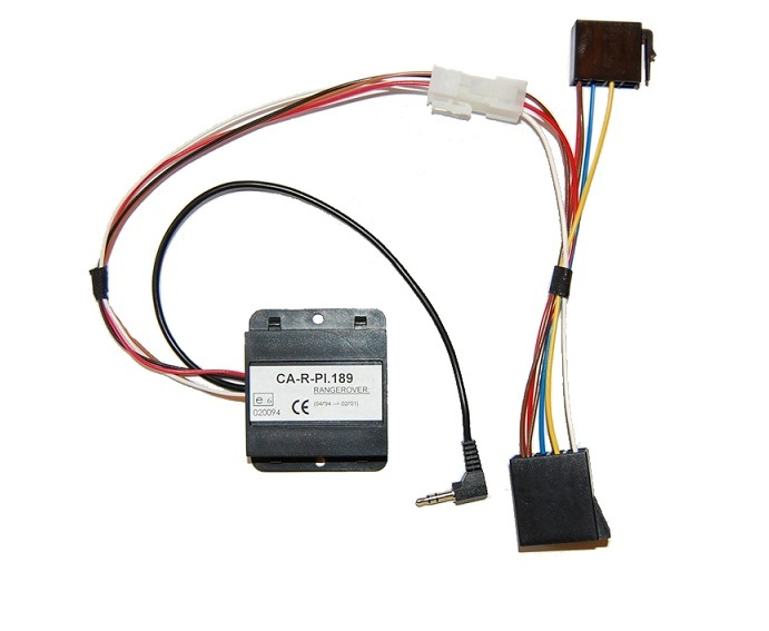 PIONEER INTERFACE CA-R-PI.189 COMMANDE AU VOLANT LAND ROVER FREELANDER Range Rover 09/1994->02/2000