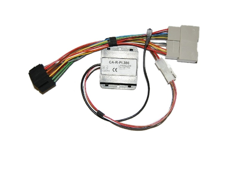 PIONEER INTERFACE CA-R-PI.386 COMMANDE AU VOLANT LAND ROVER Freelander ->1997/2006