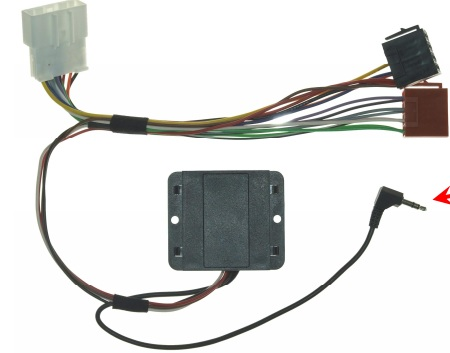 PIONEER INTERFACE CA-R-SU.199HA COMMANDE AU VOLANT SUBARU Legacy ->2010