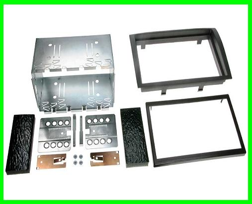 Kit integration double din MITSUBISHI LANCER 2008 -> - pioneer ref: 12.301201-07